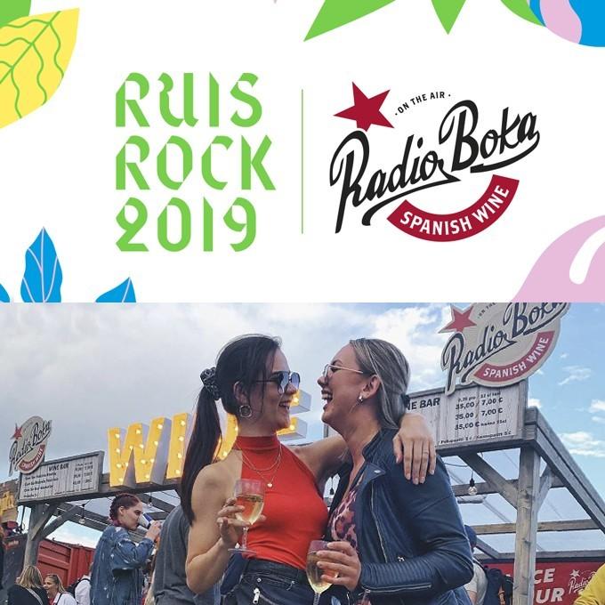 Radio Boka is a success in Ruirock