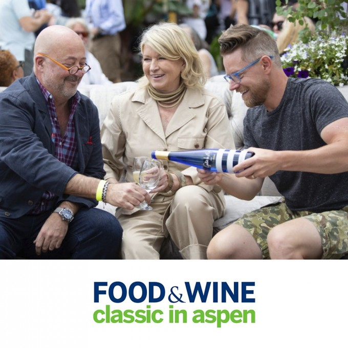 First time for Hammeken Cellars in Aspen Food & Wine Classic