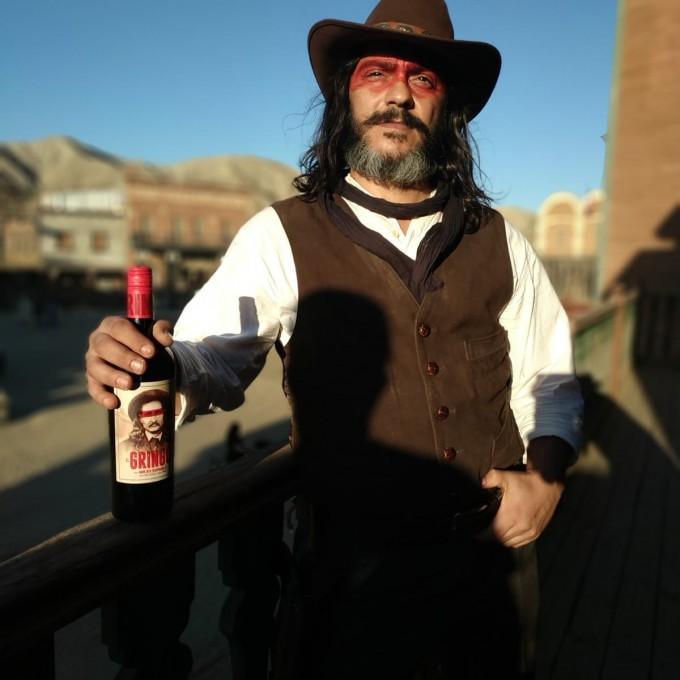 El Gringo in Almeria Western Film Festival