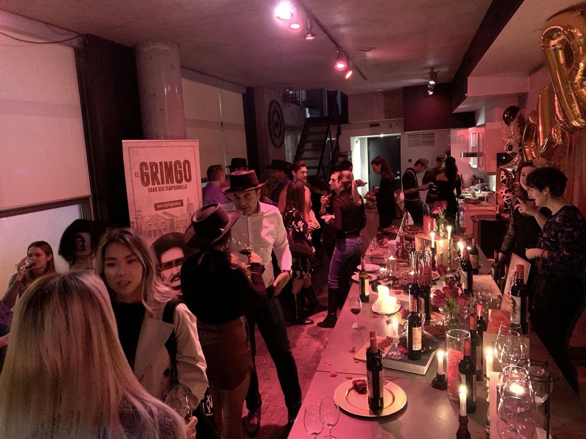 El Gringo Launch party in Toronto