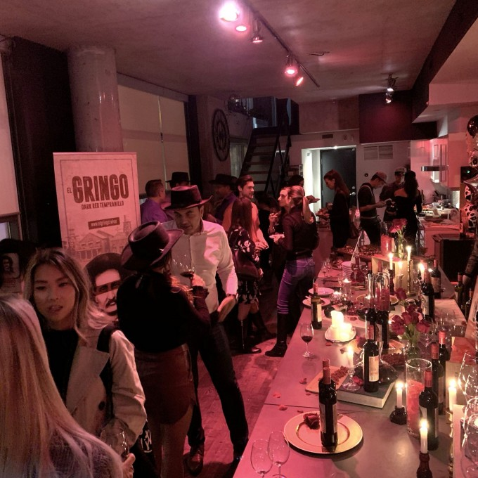El Gringo Launch party in Toronto