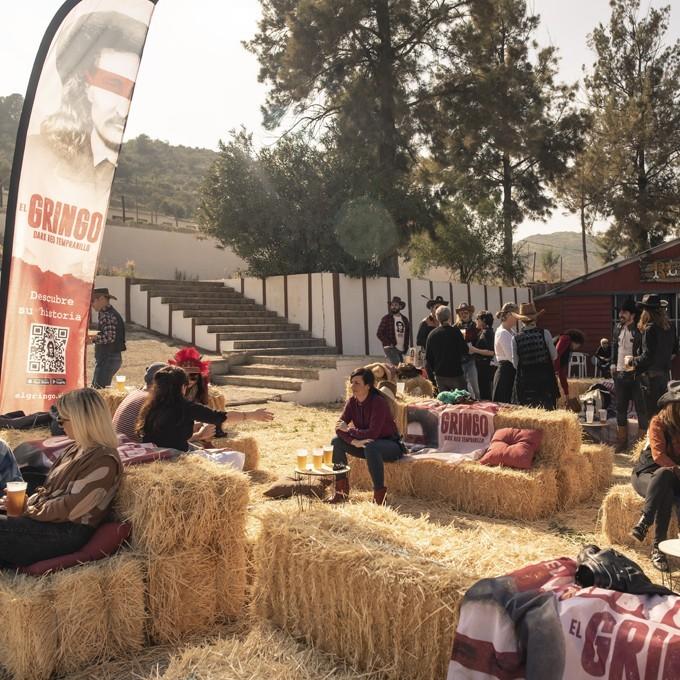 El Gringo pasa un día en Sin City Festival