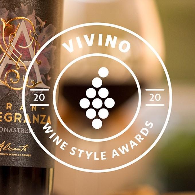 Gran Allegranza de nuevo en el ranking Vivino Wine Style Awards 2020