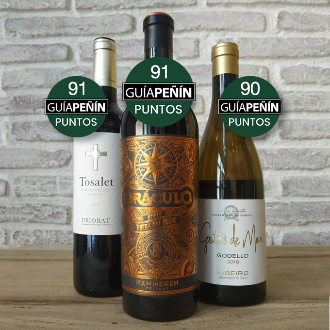 Guía Peñín publishes the latest wine reviews