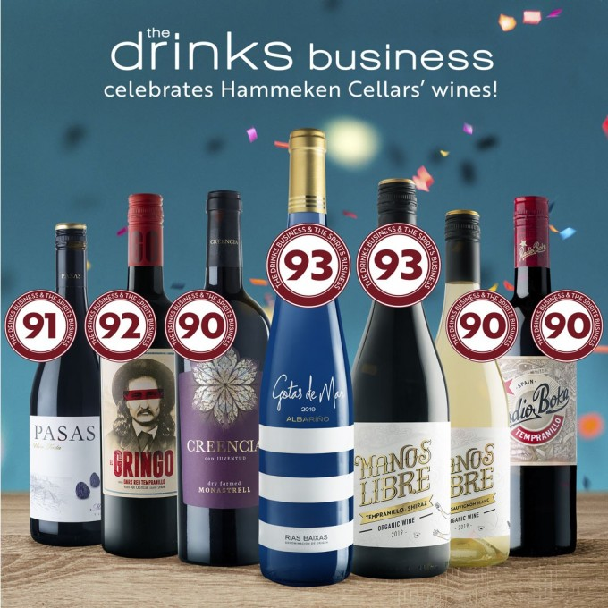 The Drinks Business celebra los vinos de Hammeken Cellars
