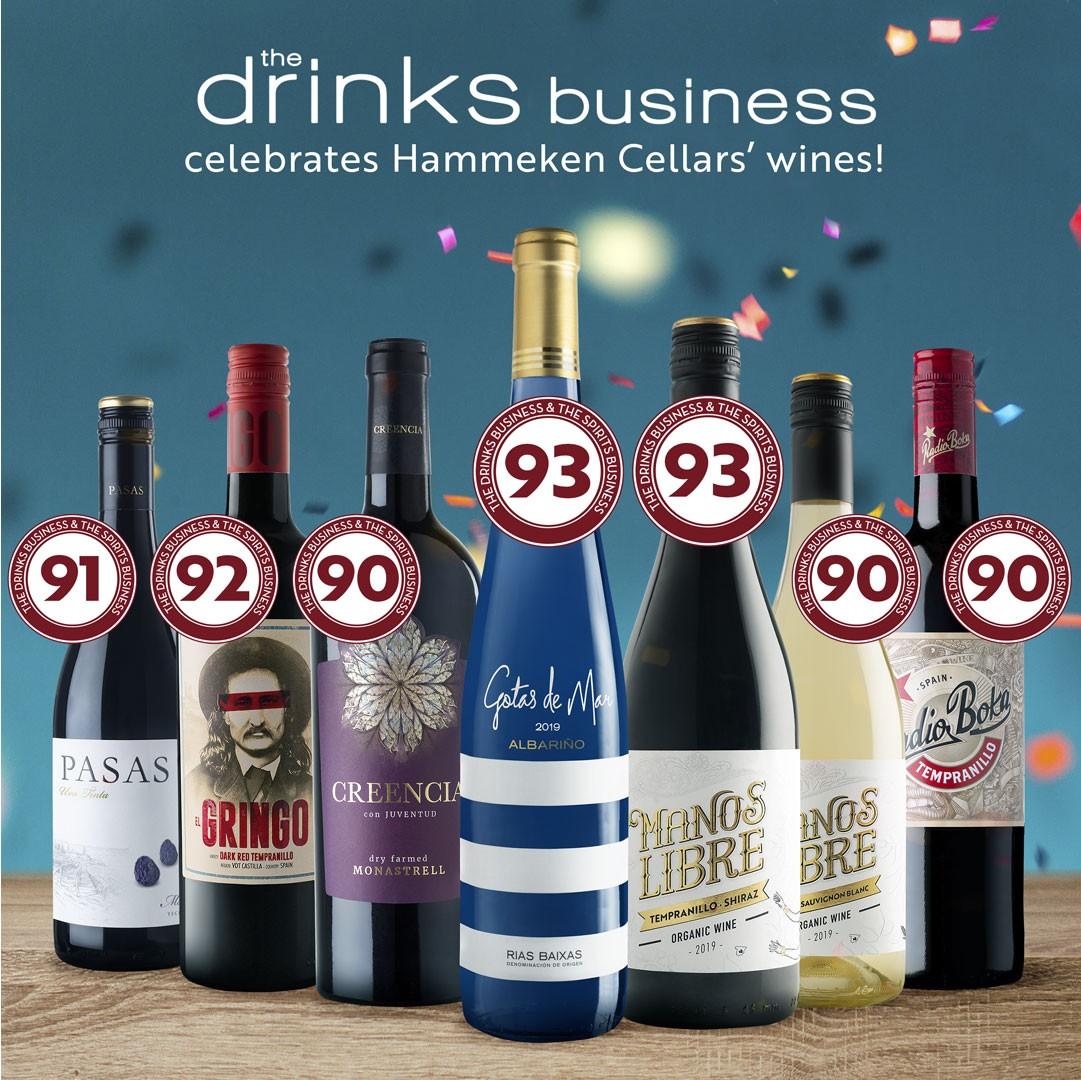 The Drinks Business Celebrates Hammeken Cellars Wines