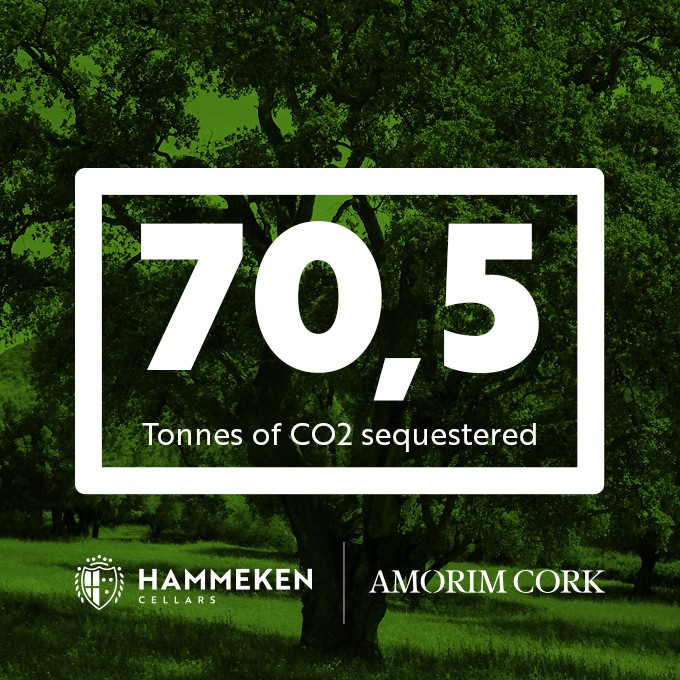 Over 70 Tonnes of CO2 sequestered in 2020!