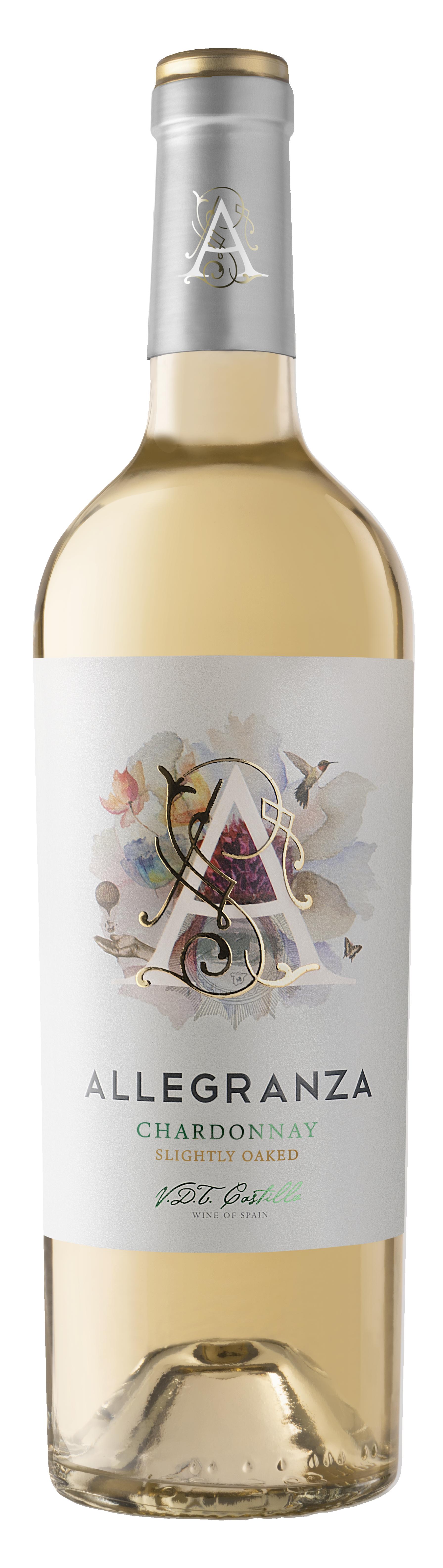 Chardonnay Slighty Oaked